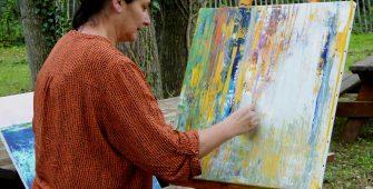 Atelier peindre Poudrerie